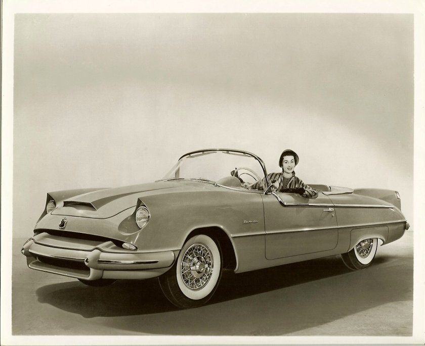 1955 DODGE Fire Granada Convertible