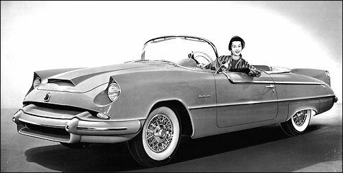 1955 Dodge granada large
