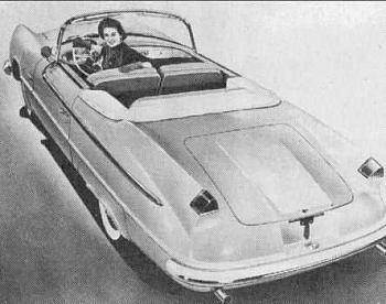 1955 Dodge granada