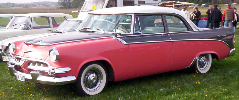 1956 Dodge Coronet coupe