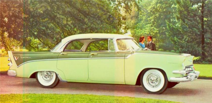 1956 Dodge Custom Royal Lancer Hardtop