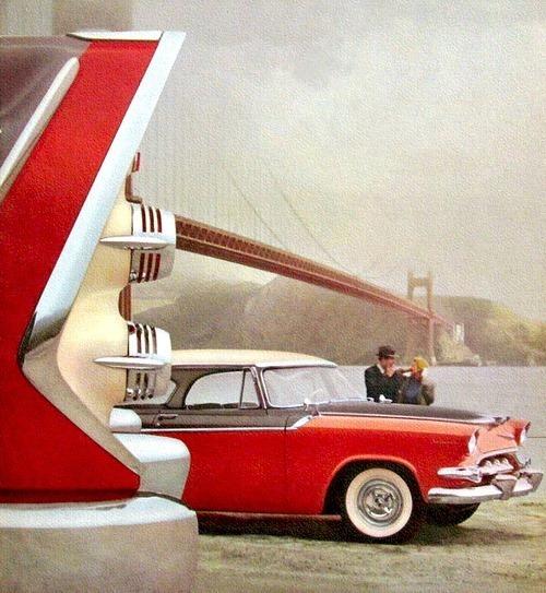 1956 Dodge factory foto