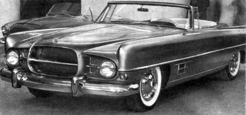 1956 Dodge genewa Ghia