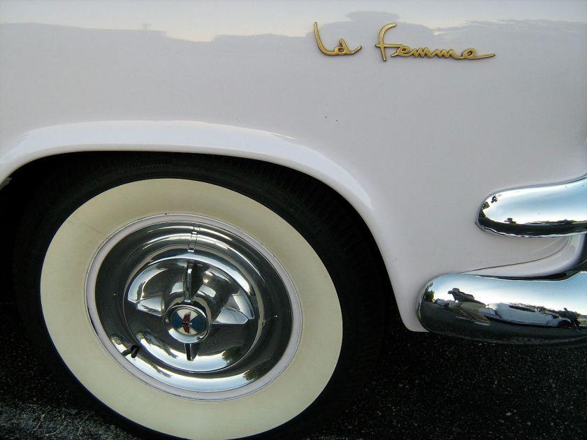 1956 Dodge La Femme fenderF