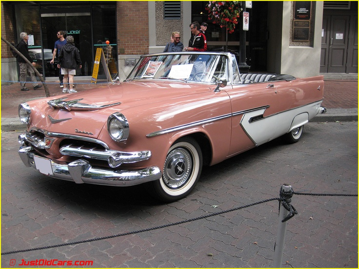 1956 Dodge Mayfair Convirtible