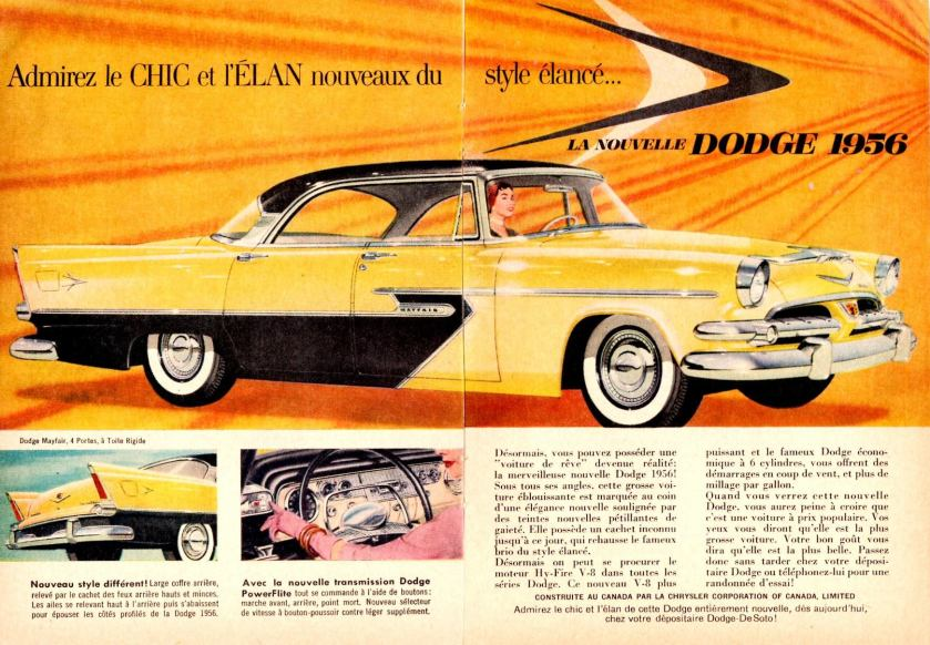 1956 Dodge Mayfair