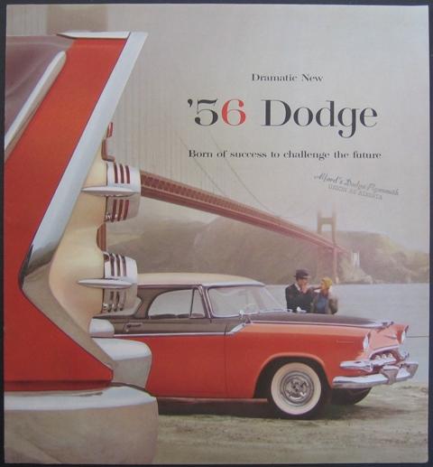 1956 Dodge Reclame