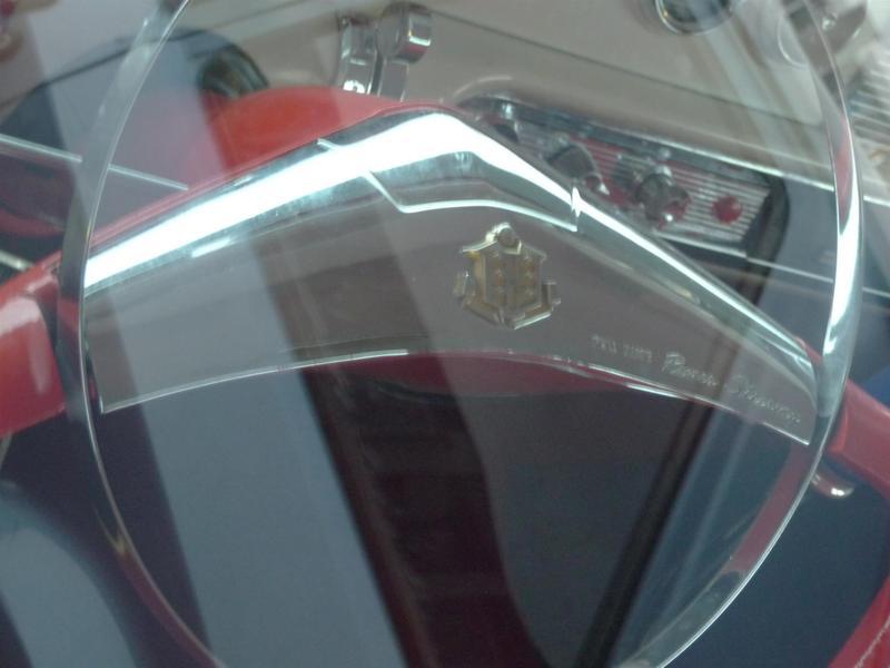 1956 Dodge Sierra, BJ  V8 Zyl., Motor ist auf LPG-Betrieb c