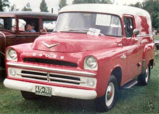 1956 Dodge Town Panel..
