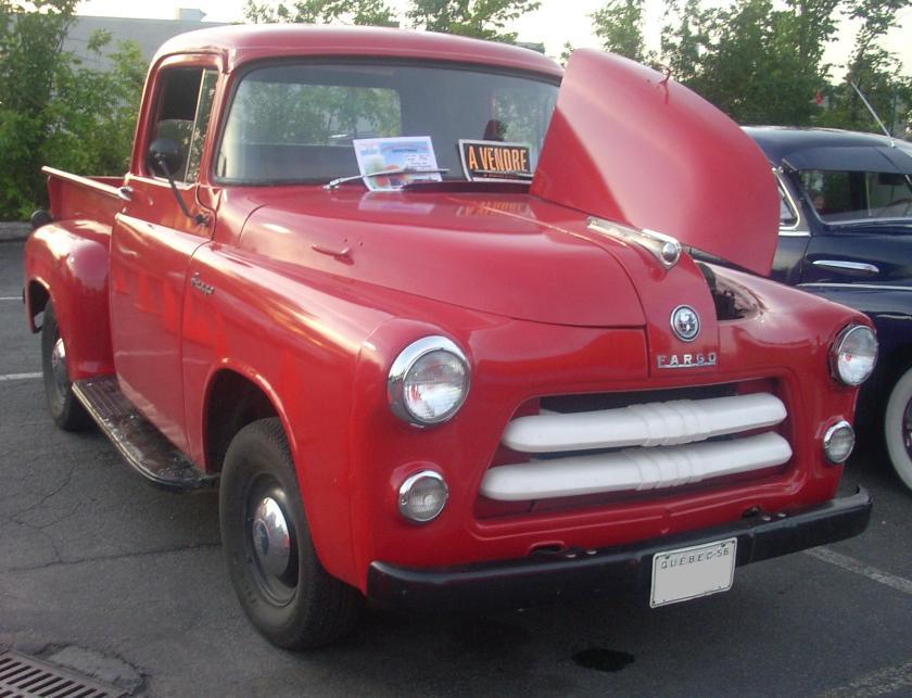 1956 Fargo pickup