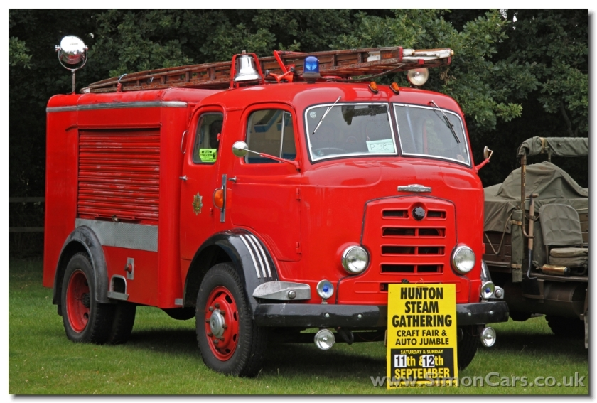 Karrier Gamecock 1956 Fire Engine