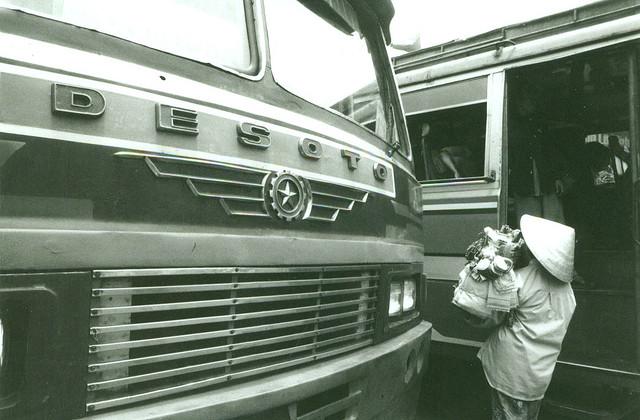 1957 Desoto Bus
