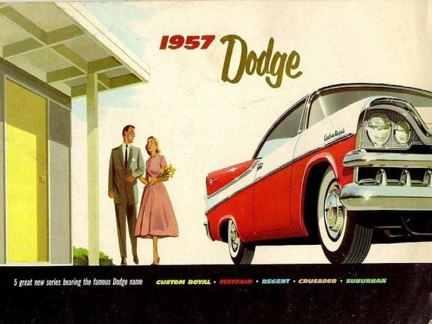 1957 Dodge Ad