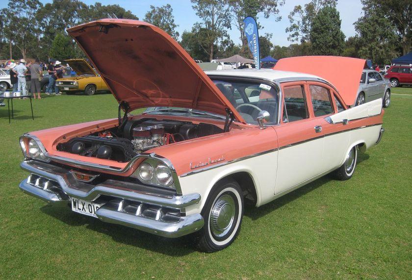 1957 Dodge Custom Royal 4-Door Sedan