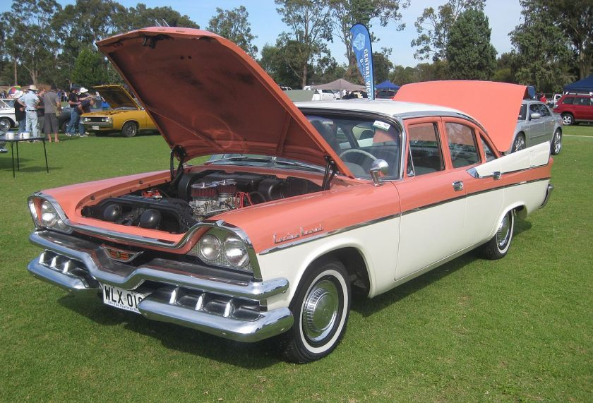 1957 Dodge Custom Royal 4-Door Sedan