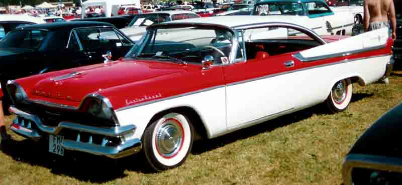 1957 Dodge Custom Royal Lancer 2-Door