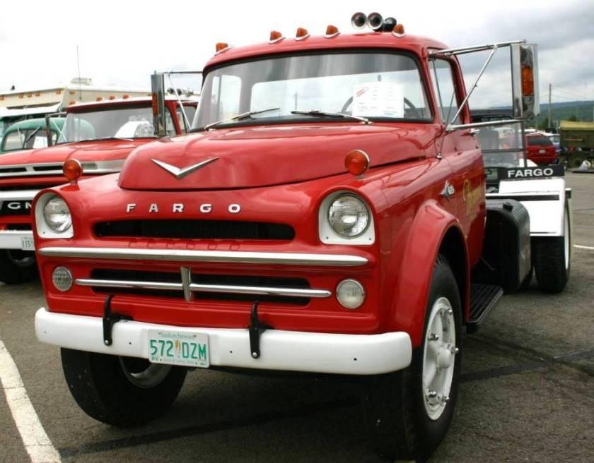 1957-fargo Truck