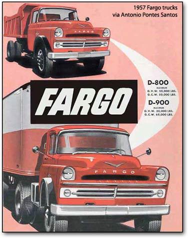 1957 Fargo-trucks