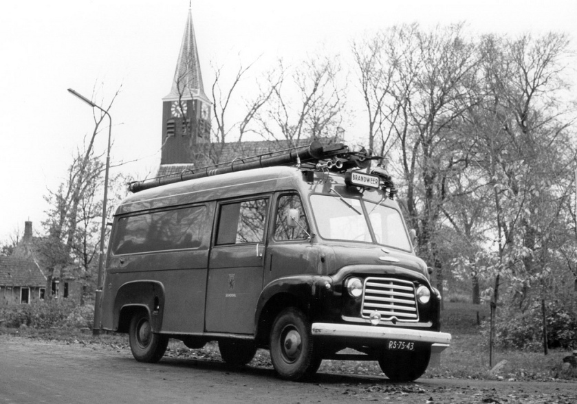 1958 Commer Groet RS-75-43