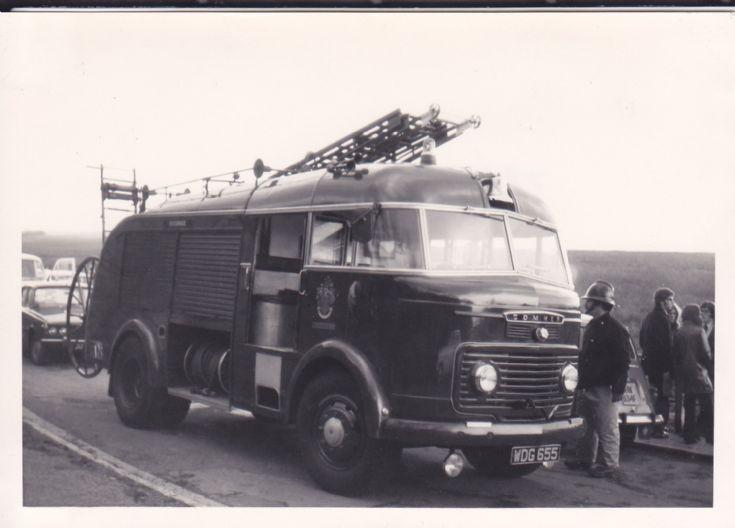 1958 Commer WDG655