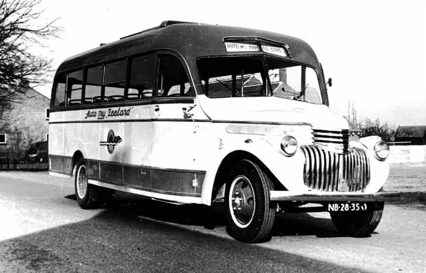 1958  Dodge AMZ-de Muynck 35
