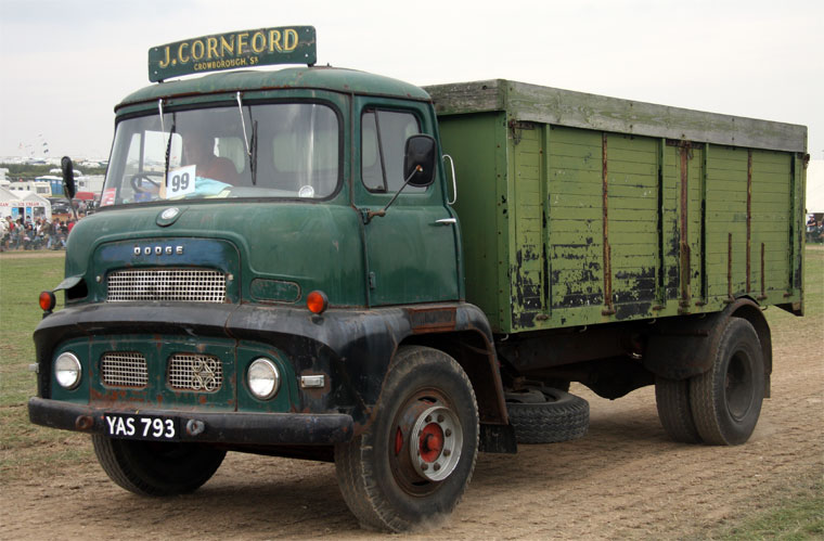 1958 Dodge Brothers Lorries