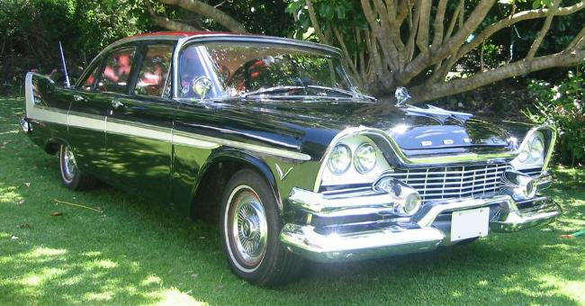 1958 Dodge Mayfair