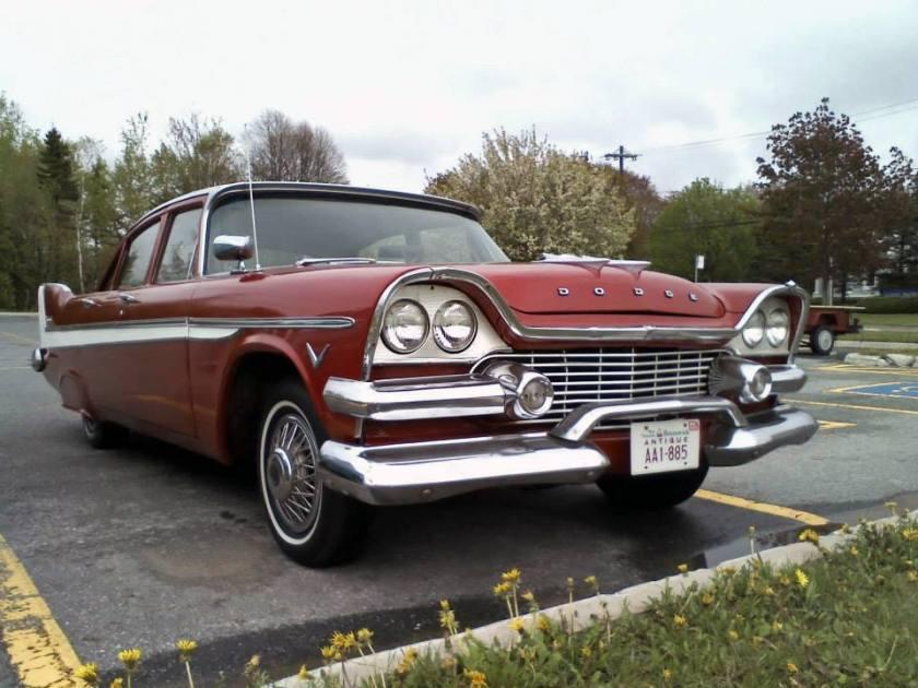 1958 Dodge Regent