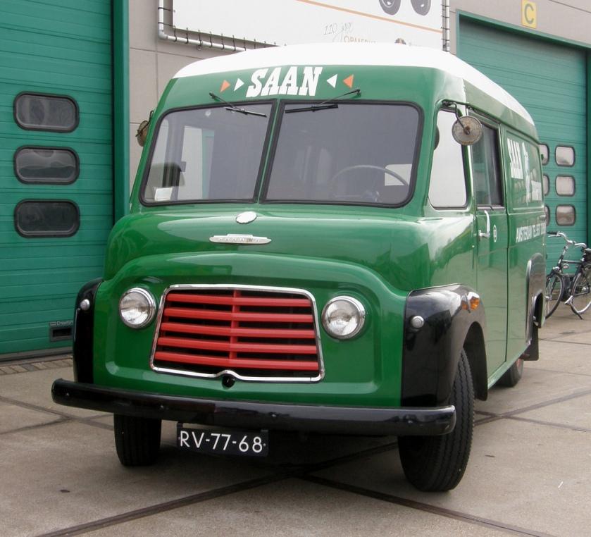 1959 Commer bestelwagen