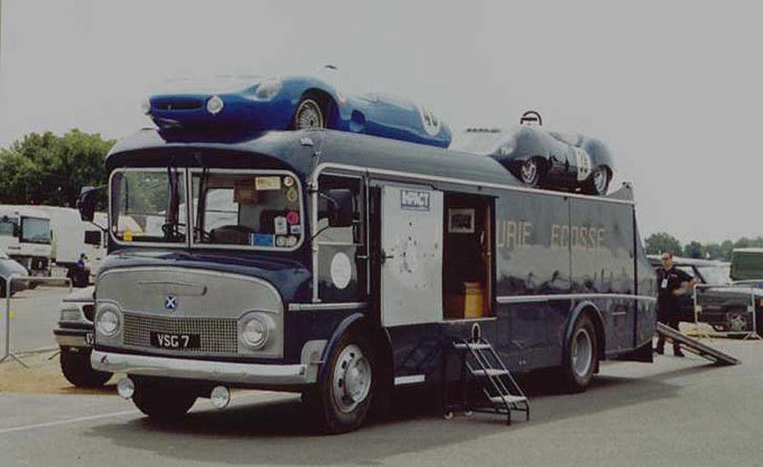 1959 Commer Ecurie Ecosse