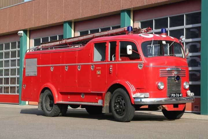 1959 Commer R541 Assen