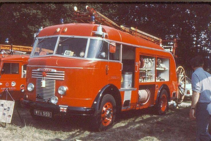 1959 Commer WrE - WYA 559