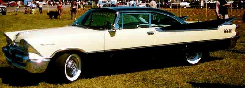 1959 Dodge Coronet coupe