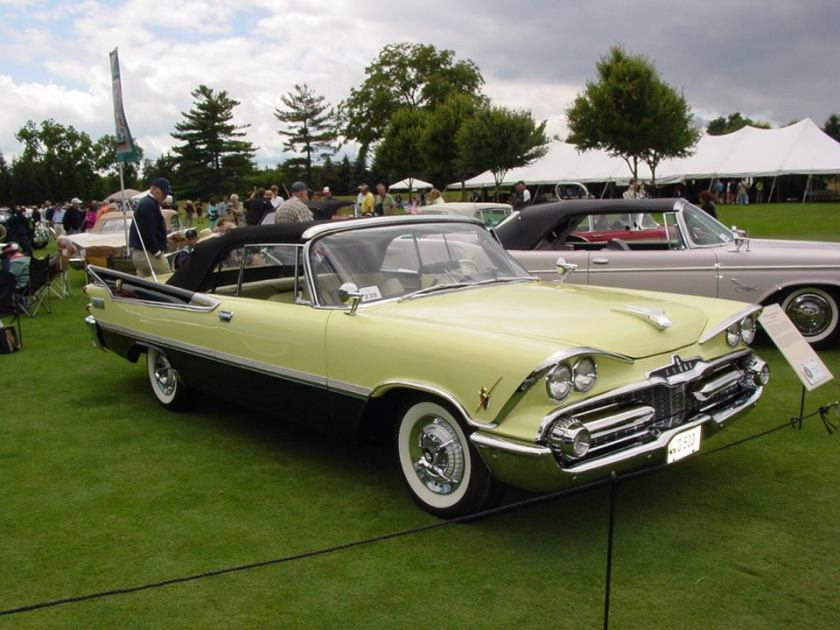 1959 Dodge modelo Custom Royal Lancer