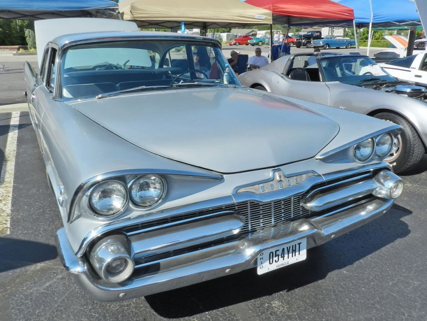 1959 Dodge Silver Challenger