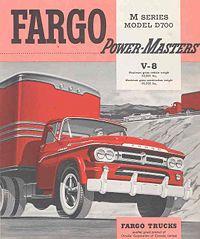 1959 Fargo D-700