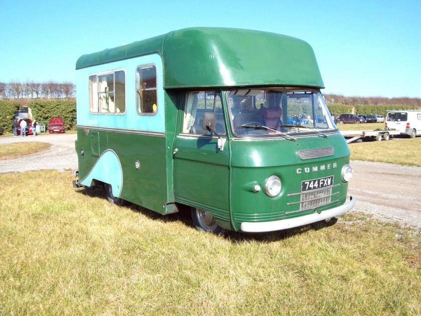 1960-71 Commer Caravanette PA 1600 cc