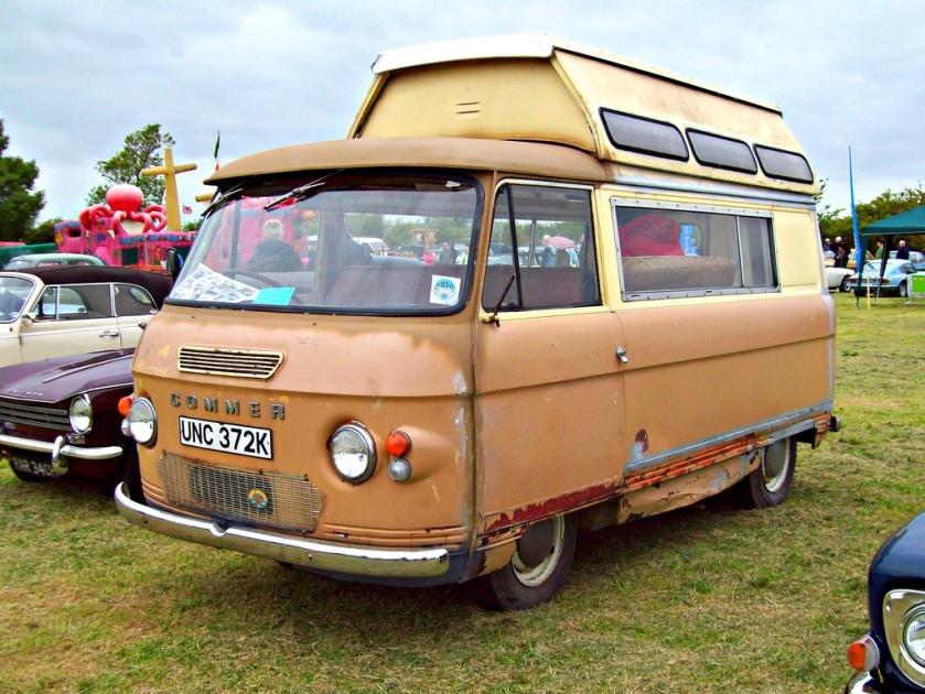 1960-82 Commer FA-PB-Spacevan