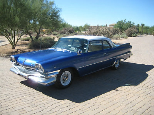 1960 Dodge Dart 2-door Seneca