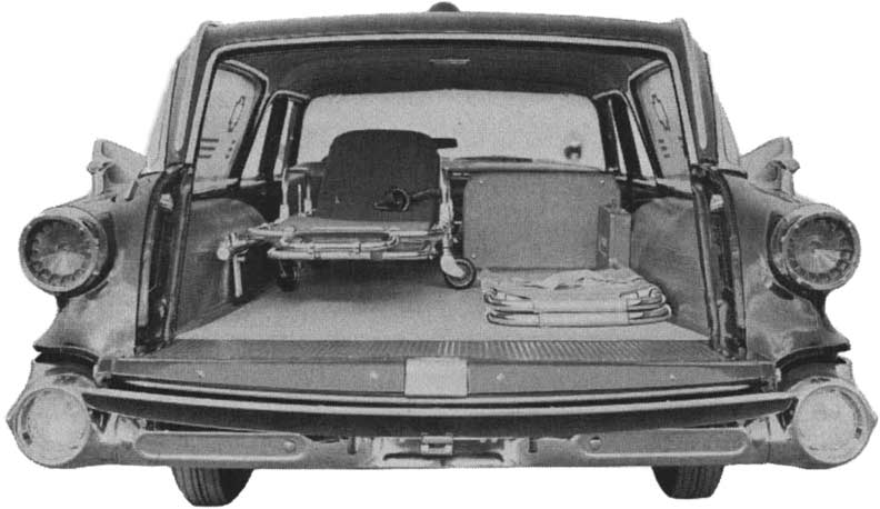 1960 Dodge Dart -interior