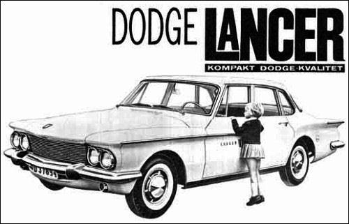 1960 Dodge lancer v140