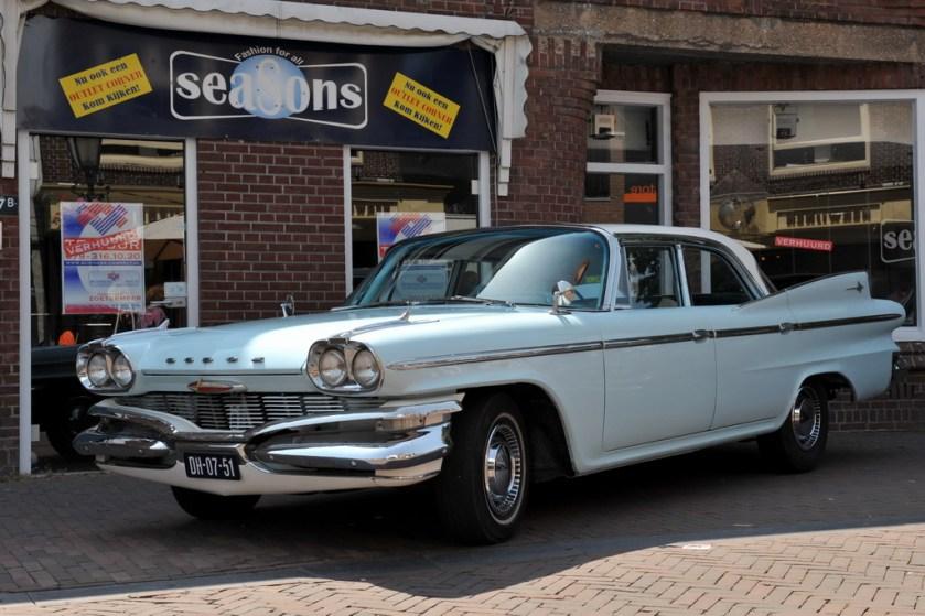 1960 Dodge Matador NL