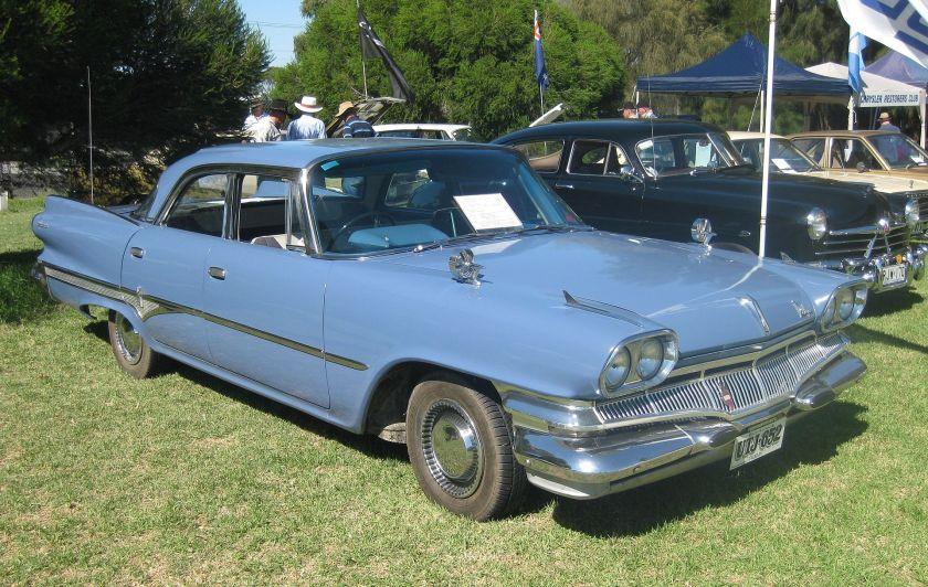 1960 Dodge PD4 Phoenix Australia