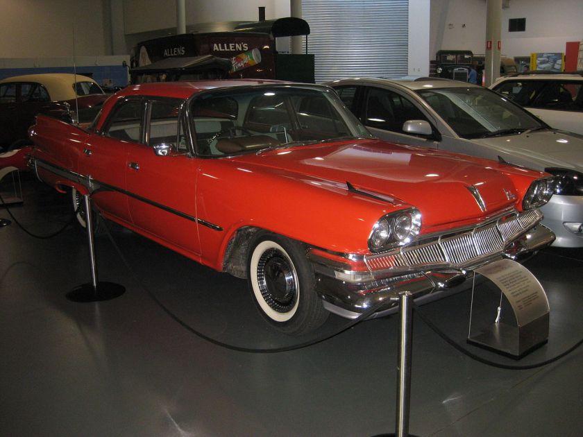 1960 Dodge PD4 Phoenix
