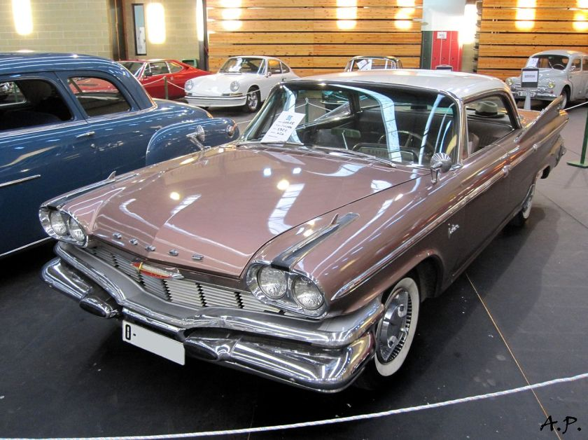 1960 Dodge Polara 4-Door Hardtop