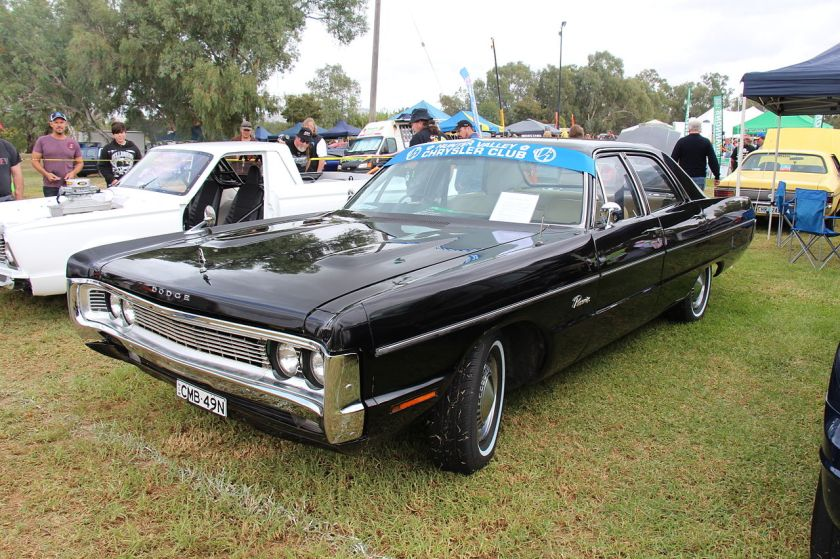 1961-70 Dodge DF Phoenix