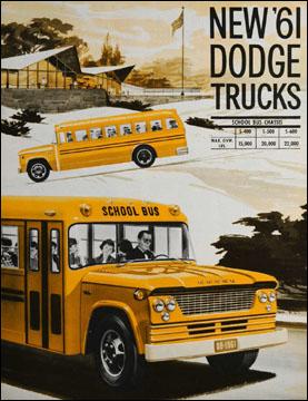 1961 Dode SchoolBuses