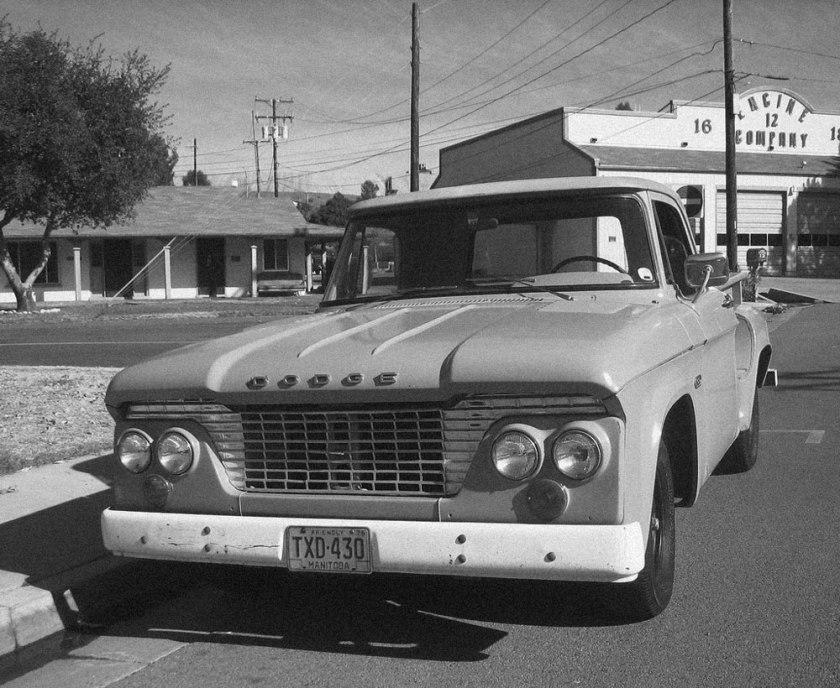 1961 Dodge D-100