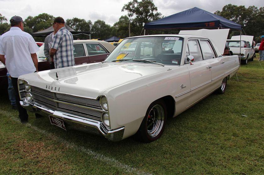 1961 Dodge DC Phoenix