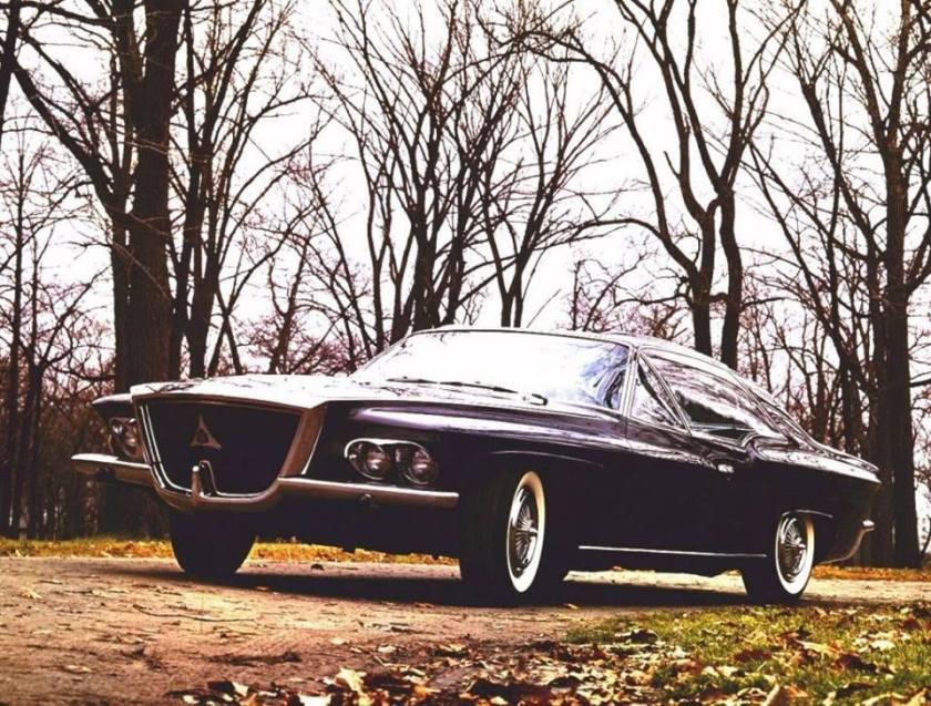 1961 Dodge Flitewing